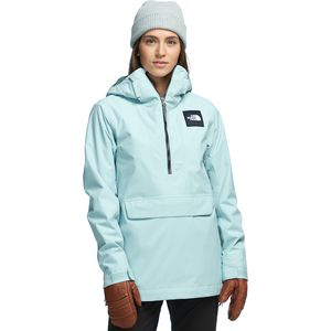 Tanager Anorak Hooded Jacket - Women's Cloud Blue,XS - Good
