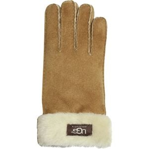Classic Turn Cuff Glove Chestnut, L - Good