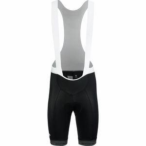 Fusion Bib Short + Cirro Insert - Men's Black, L - Good