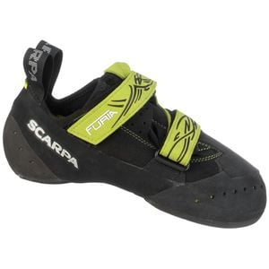Furia Climbing Shoe Black/Lime, 43.0 - Excellent