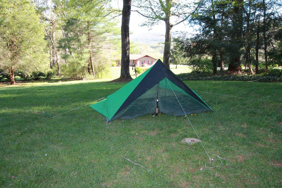 ANTI-GRAVITY GEAR TARP TENT!