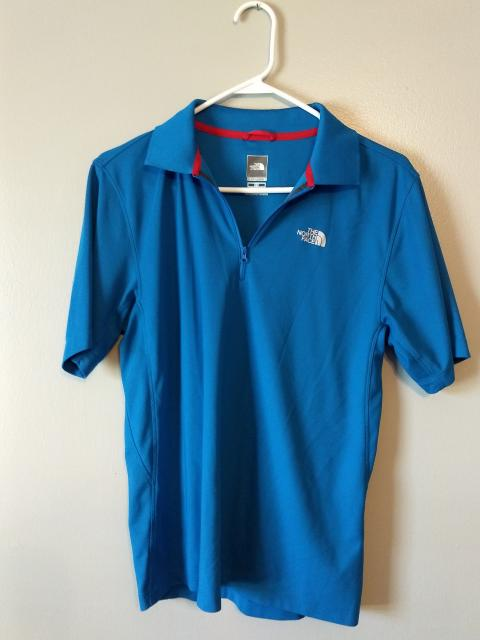 The North Face Men's Polo Small