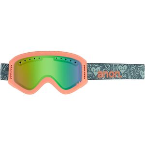 Tracker Goggles - Kids' Tangle/Green Amber, One Size - Good