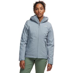 Carto Triclimate Hooded 3-In-1 Jacket - Women's Mid Grey/Ashen Purple, L - Excellent