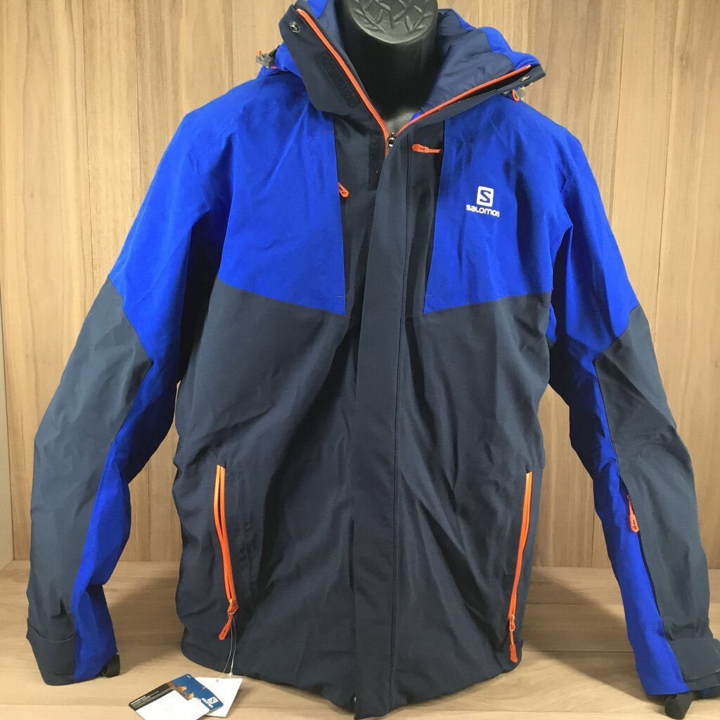Salomon IceRocket Hooded Ski Jacket
