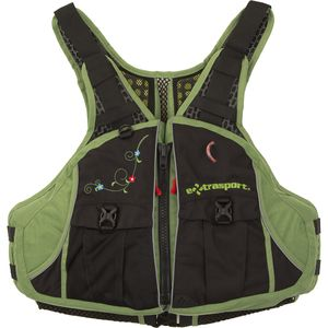 Eon Personal Flotation Device - Women's Sage/Black, XS - Excellent