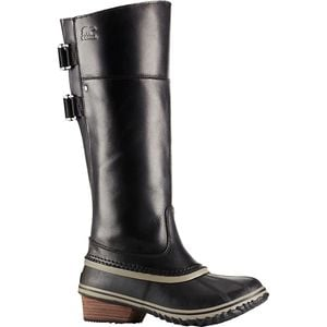 Slimpack Riding Tall II Boot - Women's Black/Kettle, 9.0 - Excellent