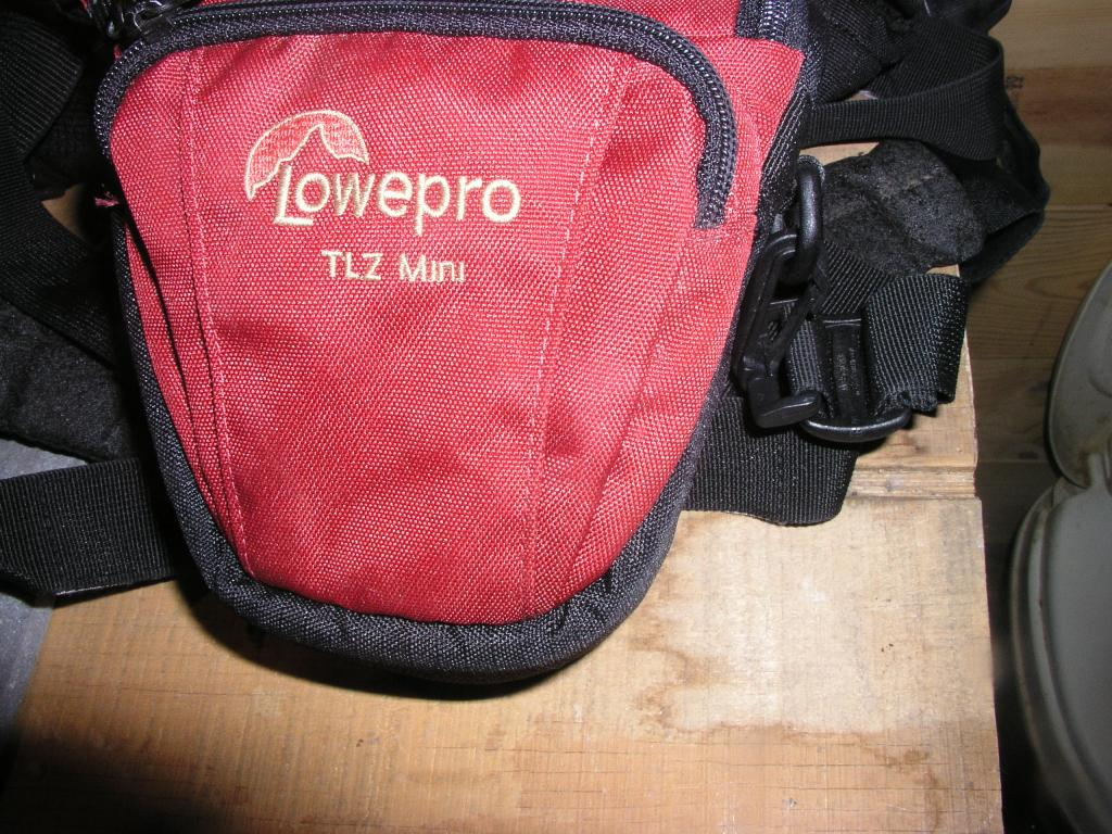 LOWEPRO TLZ MINI Camera Case