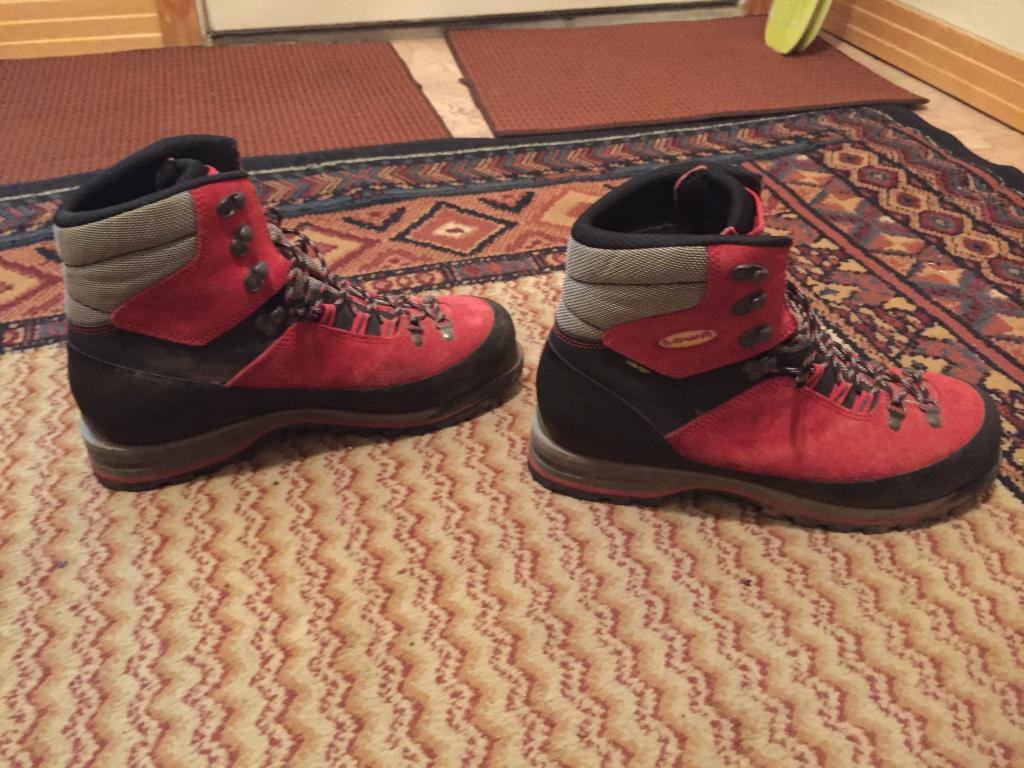 Lowa Mountain Expert Gtx Evo Review Mountaineering Boots