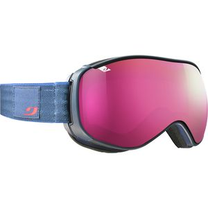 Ventilate Spectron Goggles - Women's Dark Blue Marble/Flash Pink, One Size - Fair
