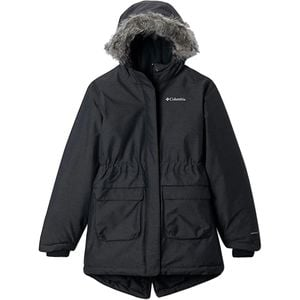 Nordic Strider Jacket - Girls' Black, S - Excellent