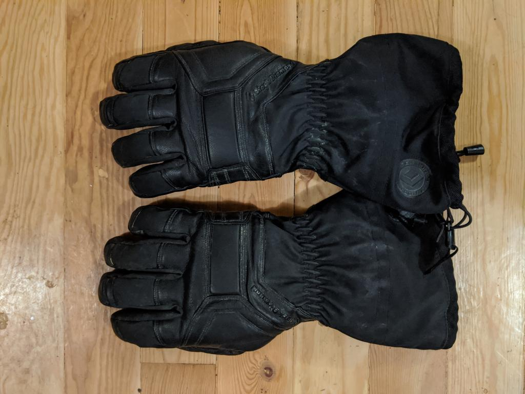 Black Diamond Guide Gloves-Large