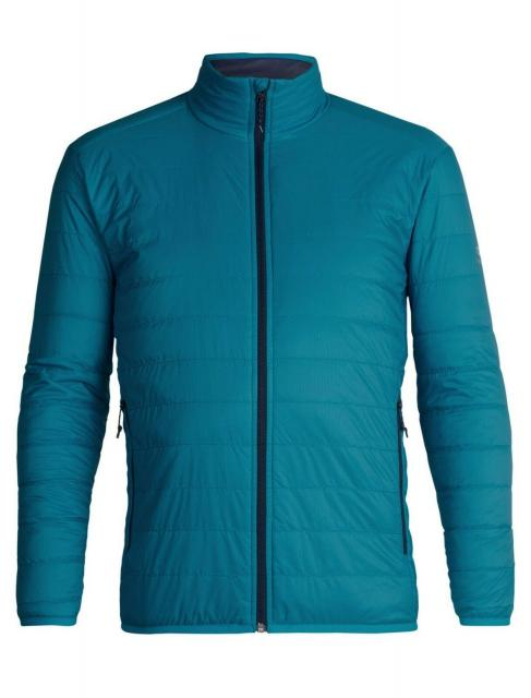 ICEBREAKER Men's MERINOLOFT HYPERIA LITE jacket, Medium, BNWT