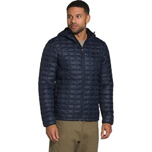 Thermoball Eco Hooded Jacket - Men's Urban Navy Matte, XXL - Fair