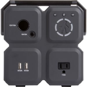 Kodiak 100w Power Station Black, One Size - Good