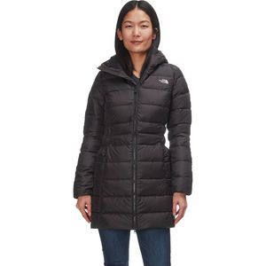 Gotham II Hooded Down Parka - Women's Tnf Black, XS - Good