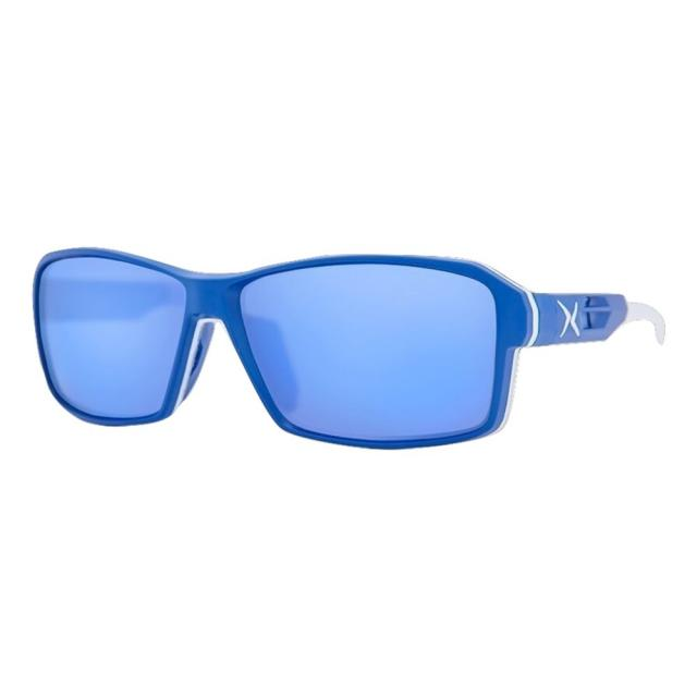 DCURVE Apex Dark Blue with White Sunglasses