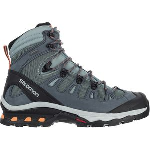 Quest 4D 3 GTX Backpacking Boot - Women's Lead/Stormy Weather/Bird Of Paradise, US 6.5/UK 5.0 - Fair