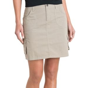 Kontra Skirt - Women's Khaki, 2 - Excellent