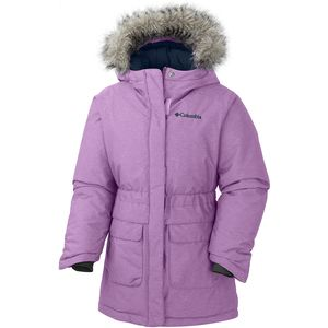 Nordic Strider Jacket - Girls' Violet Haze,L - Good