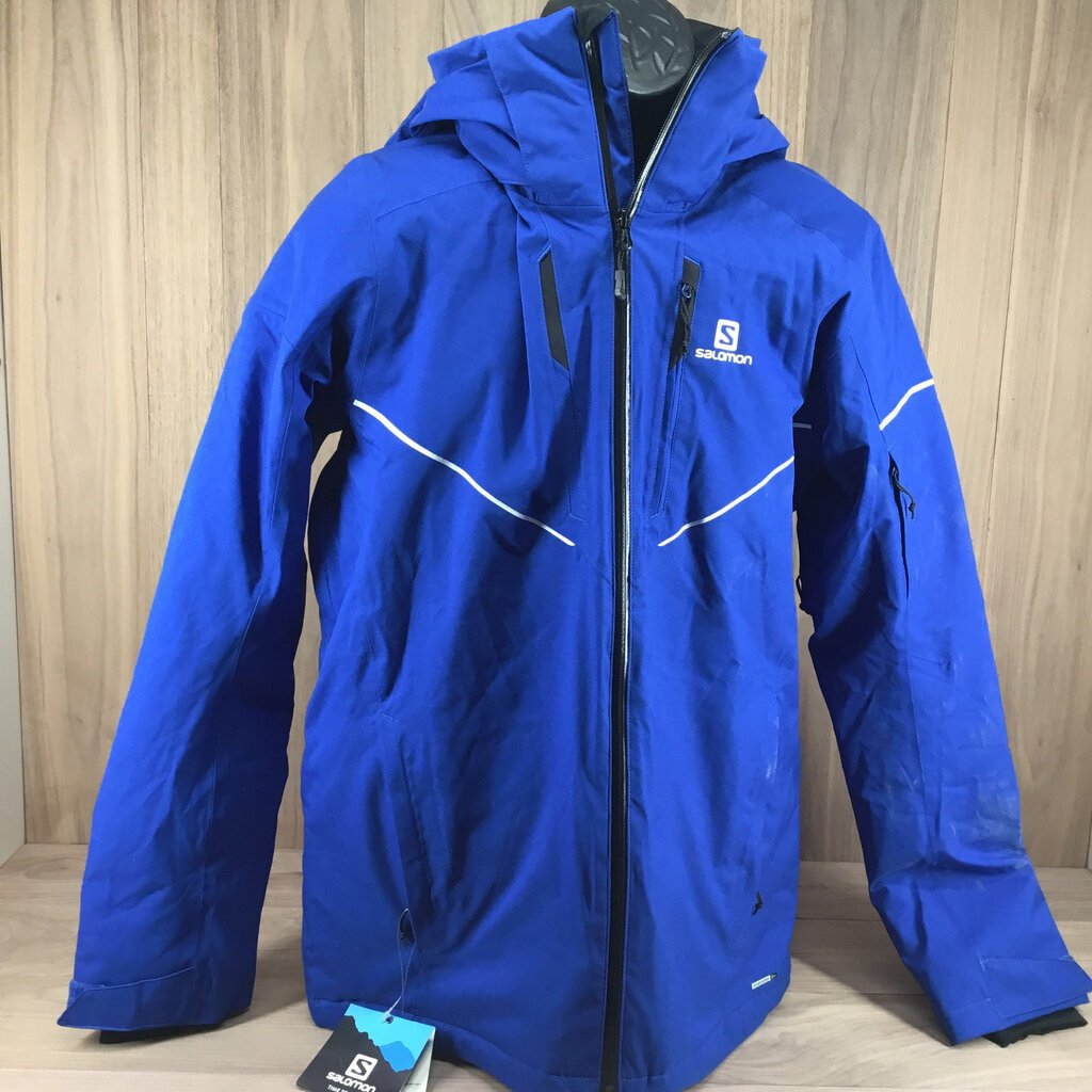 Salomon StormRace Hooded Jacket