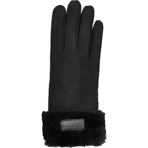 Classic Turn Cuff Glove - Women's Black, L - Excellent
