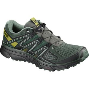 X-Mission 3 Trail Running Shoe - Men's Urban Chic/Black/Guacamole, US 9.0/UK 8.5 - Excellent