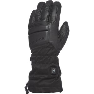 Solano Heated Glove Black, M - Excellent