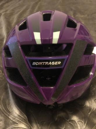 Kid bicycle helmet