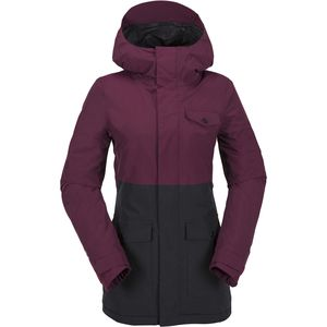 Bow Insulated Gore-Tex Jacket - Women's Winter Orchid, S - Good