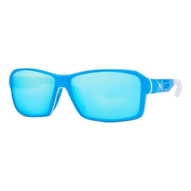 DCURVE Apex Light Blue with White Sunglasses
