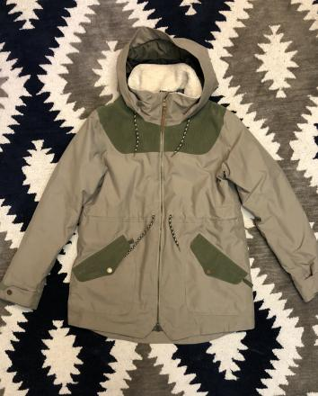 Women's Burton Prowess Insulated Jacket, Size Large