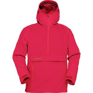 Svalbard Cotton Anorak Jacket - Men's Jester Red, XL - Good