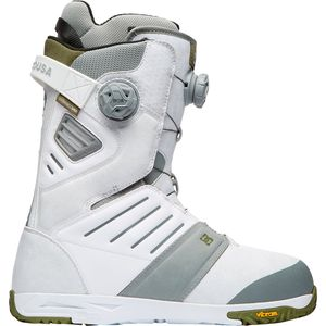 Judge Boa Snowboard Boot - Men's White, 10.5 - Excellent