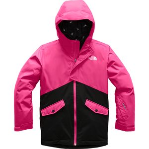 Freedom Insulated Jacket - Girls' Mr. Pink,XS - Excellent
