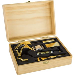 18K Gold Series Kit Gold,One Size - Excellent