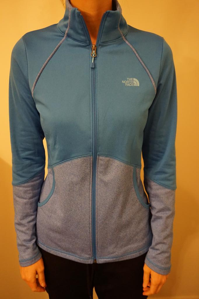 The North Face full-zip jacket - womens