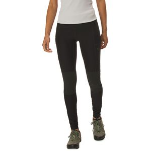Abisko Trekking Tight - Women's Black, S - Excellent