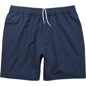 Momentum 8in Short - Men's River/Medium Navy, L - Good