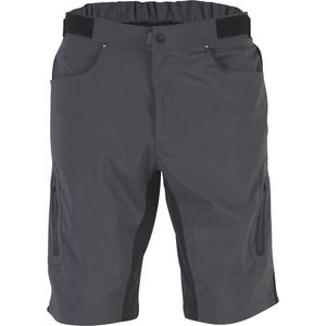 Flow Short + Essential Liner - Men's Shadow, L - Good