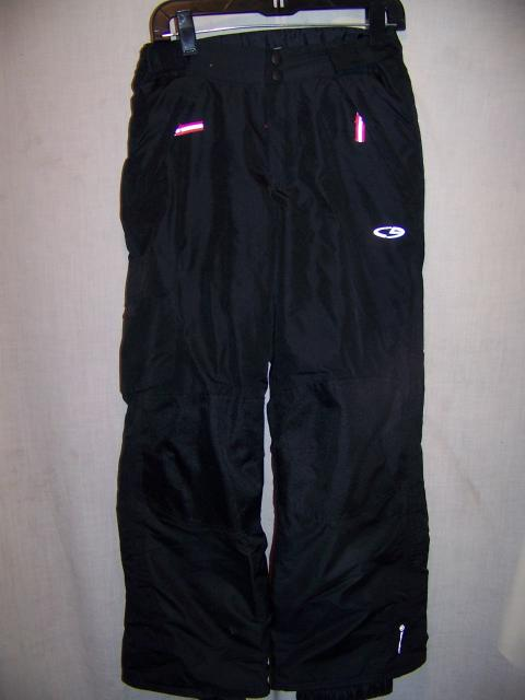 Champion Insulated Snowboard Ski Pants, Youth Medium 7/8