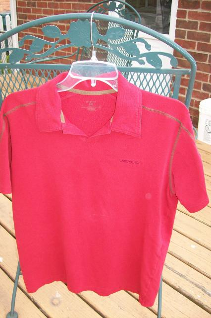 Patagonia Polo Shirt - Men's M