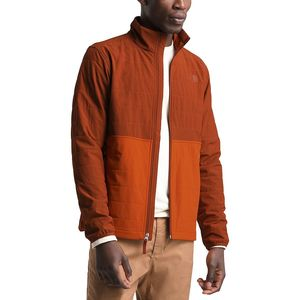 Mountain Sweatshirt 3.0 Full-Zip Jacket - Men's Picante Red/Papaya Orange, XL - Good