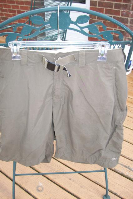 Outdoor Research Belted Quick Dry Short - L/10