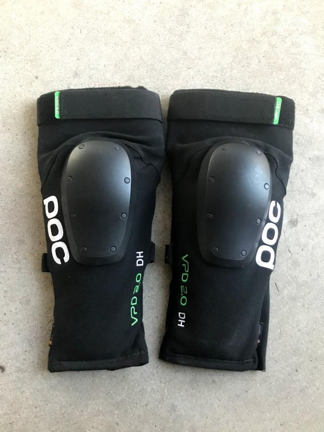 POC Joint VPD 2.0 DH Long Knee Guards - Medium