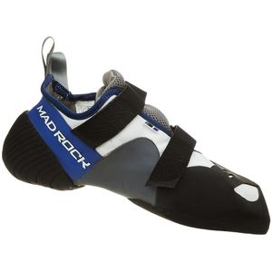 M5 Climbing Shoe Blue/White/Black/Grey, 8.5 - Excellent