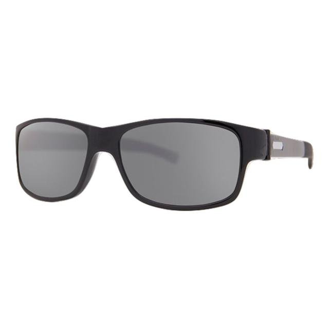 DCURVE Apres Shiny Black Sunglasses