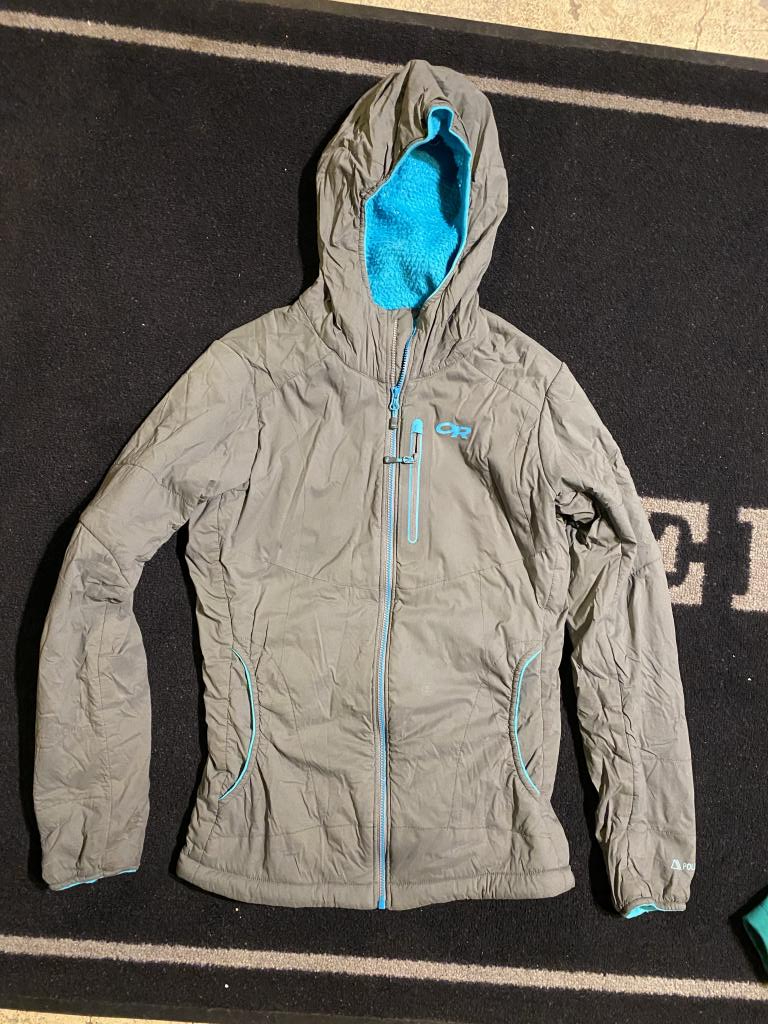 Women's XS Outdoor Research Ascendant Polartec Alpha direct.