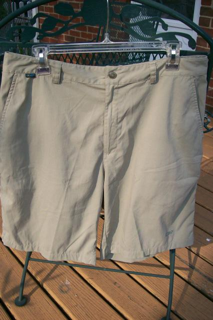 Outdoor Research Unreleased 3XDRY Fabric Shorts - L/10""