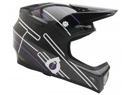Six Six One Evolution Carbon Helmet - M